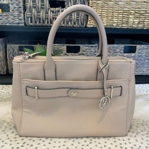 Nine West Structured Tote with Crossbody Strap